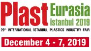 PLAST EURASIA ISTANBUL 2019: 29th International İstanbul Plastics Industry Fair