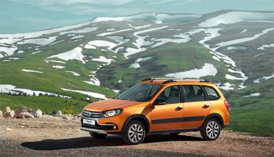 Продажи 'АвтоВАЗа' рухнули на 5,5% впервые с начала года