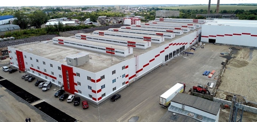 ФомЛайн» запустила первую очередь производства эластичного пенополиуретана в Кузнецке