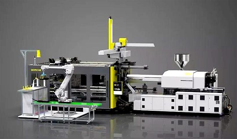 Полностью автоматизированный производственный комплекс BORCHE BU-900