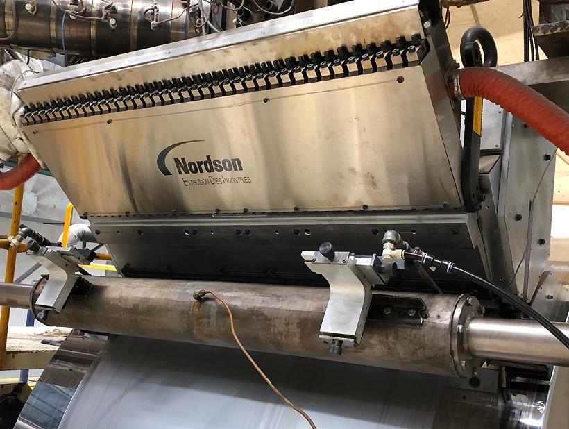 Новый тип экструзионных головок EDI® Autoflex™ от корпорации Nordson