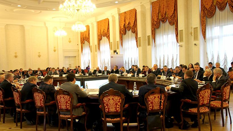 X Общее собрание Ассоциации «НП «ОПОРА» на площадке Министерства экономического развития РФ