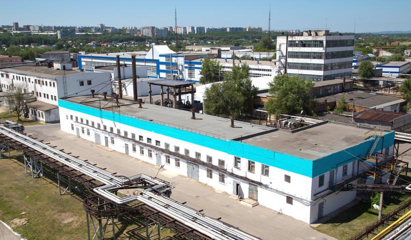 Завод стеклотканевой и геосинтетической продукции «СТЕКЛОНиТ» (г. Уфа, Башкортостан)