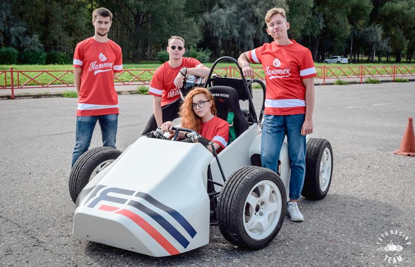 Болид «Формула ЯГТУ 2019» - студенческий проект разработки спортивного автомобиля, реализованный в ярославском политехе