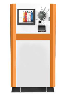 «Лента» установила первый автомат по сбору тары