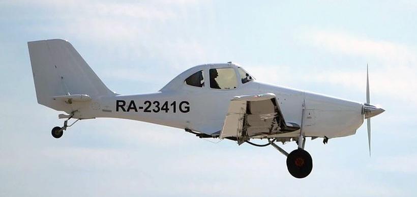 Т-500 – композитный самолет для выполнения авиахимработ