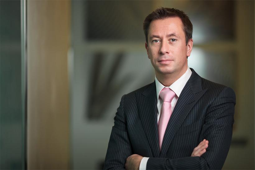 Председатель правления СИБУРа  Дмитрий Конов