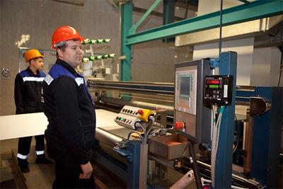 Волжский завод получит заём отрегионального Фонда развития индустрии