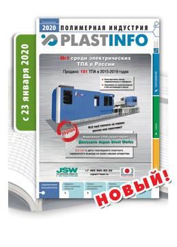 Ежегодный справочник покупателя Plastinfo.ru «Полимерная индустрия 2020»