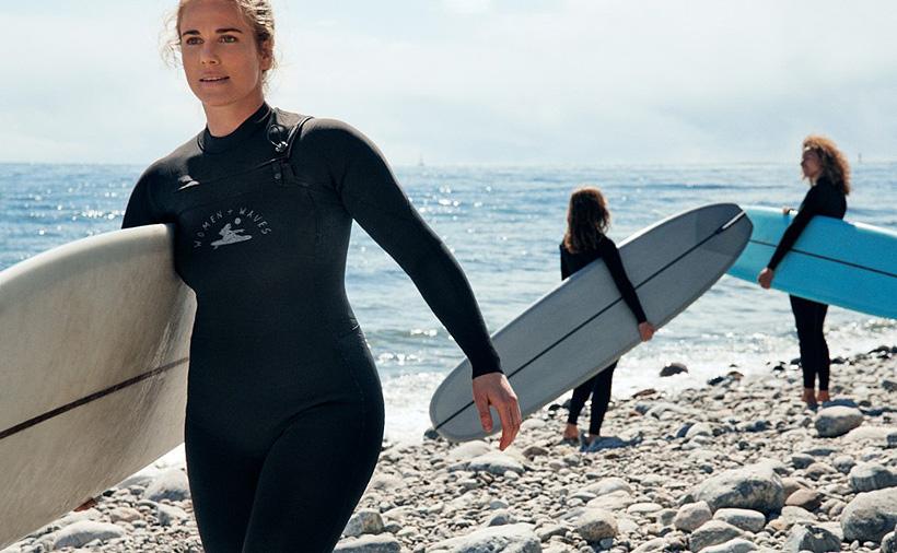 Купальные костюмы из высококачественного натурального каучука. Фото: H&M (Hennes & Mauritz)