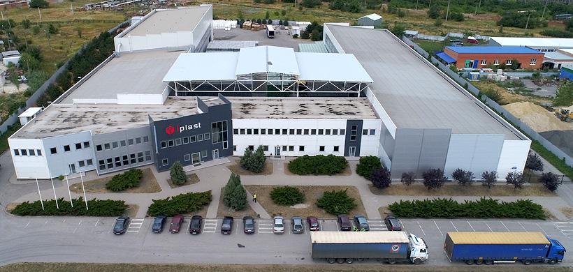 Завод компании «Ай-Пласт» в городе Азов Ростовской области