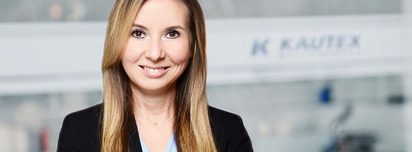 Джулия Келлер, финансовый директор Kautex Maschinenbau