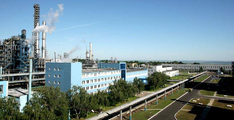 Заводе этилена ПАО «Нижнекамскнефтехим». Фото: НКНХ