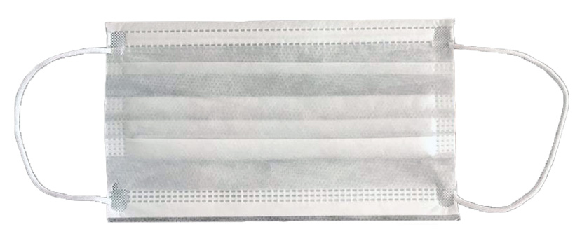 Маски из полипропиленового нетканого материала спанбонд «Пластик» (Узловая)