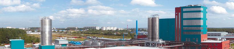 Завод новых полимеров «Сенеж», Солнечногорск