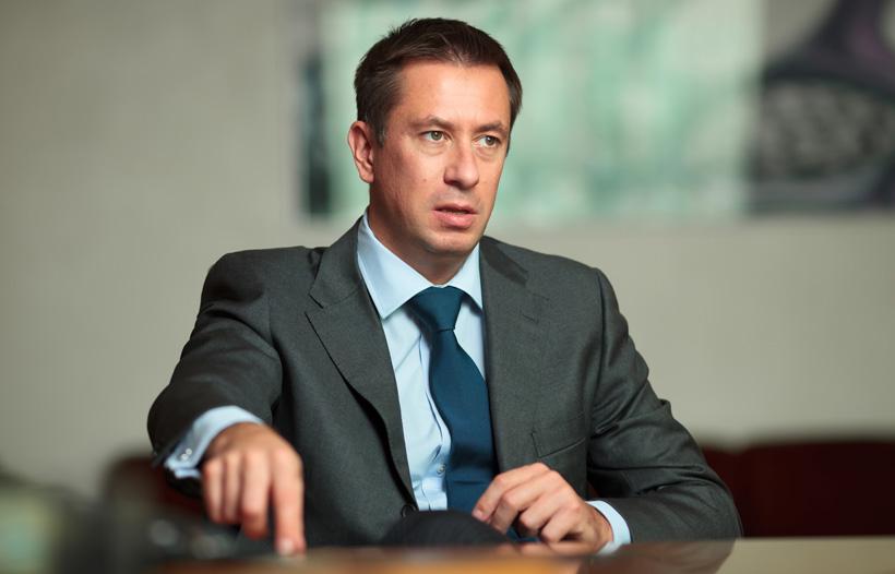 Глава СИБУРа Дмитрий Конов. Фото из архива СИБУР