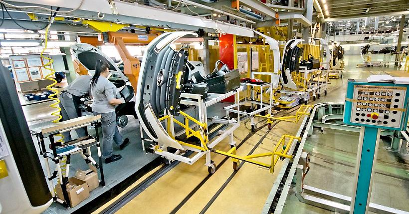 АВТОВАЗ продолжает модернизировать производственные технологии и процессы.Фото:Автоваз