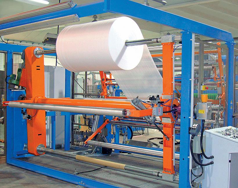 FAP изучила специальную систему наматывания (winding reeling system), которая позволяет полностью контролировать натяжение катушек