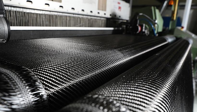 Станок для производства тканей на основе углеродного волокна