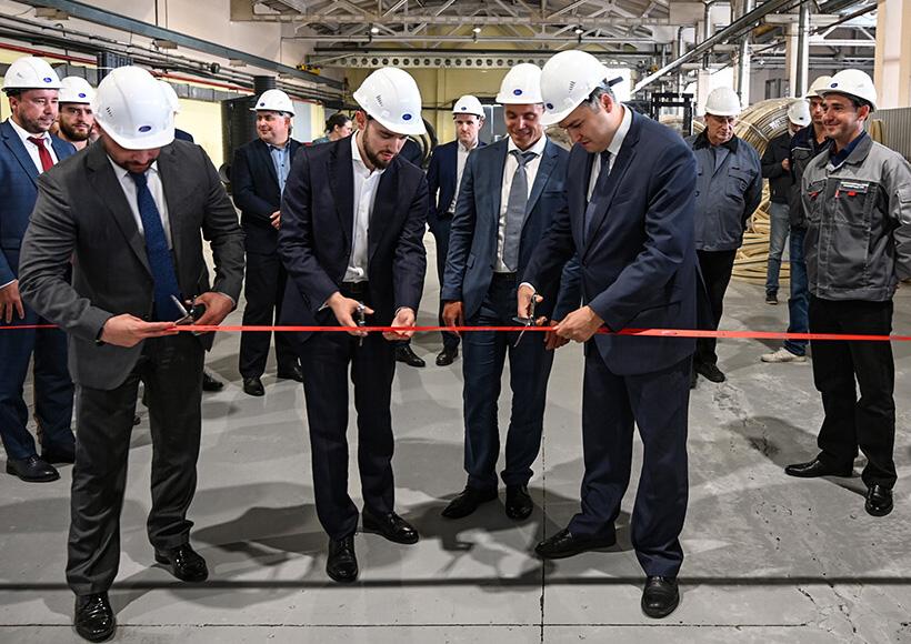 Группа «ПОЛИПЛАСТИК» запустила первую в России линию по производству полимерного спирально-навивного профиля из ПВХ для восстановления трубопроводов