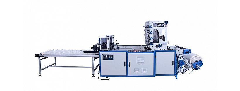 Aвтоматическая линия Gur-is Makina модели BS-1100 для производства фасовочных пакетов. Фото: «Европолимер-Трейдинг»