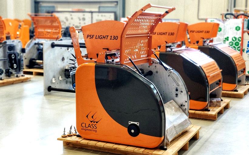 «Класс-Инжиниринг» увеличила мощности по производству упаковочного оборудования
