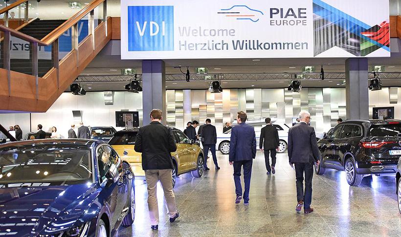 Конгресс Ассоциации немецких инженеров (VDI) «Пластмассы в автомобилестроении» (PIAE, Plastics in Automotive Engineering) в 2020 году проводится в виртуальном режиме