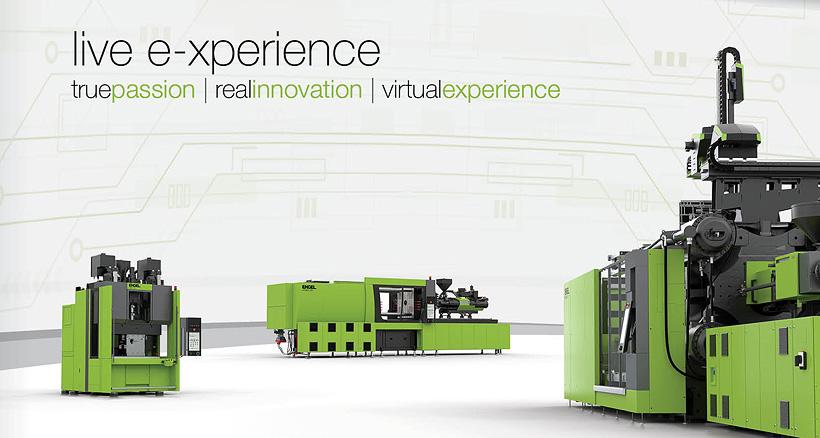 ENGEL live e-xperience – новая концепция виртуальной интерактивной выставки