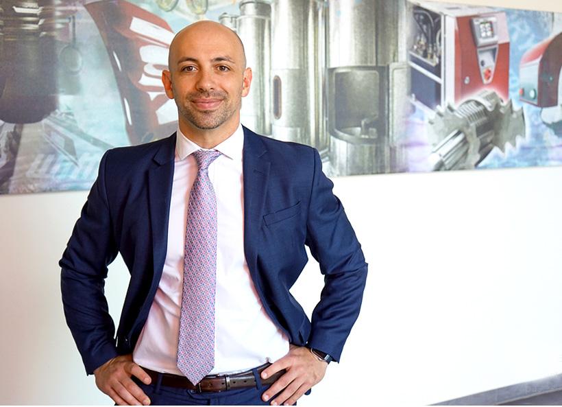 Доменик Николлай (Domenik Nikollaj) начальник отдела по продажам в WITTMANN Kunststoffgeräte GmbH