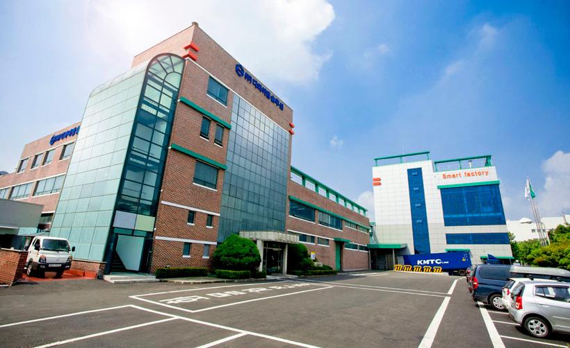 Штаб-квартира DYM-Solution и Smart Factory в Южной Корее