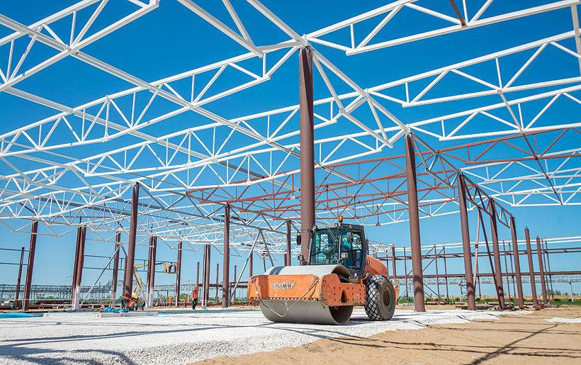 «Форесия Автомобильные Решения» строит в ОЭЗ производство автокомпонентов на площади более 20 тыс. кв. м2