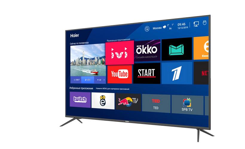 Телевизор HAIER LE43K6500SA Диагональ 43