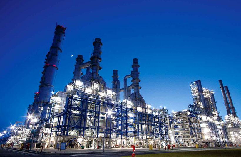 Нефтехимический комплекс Hanwha Daesan Petrochemical Complex