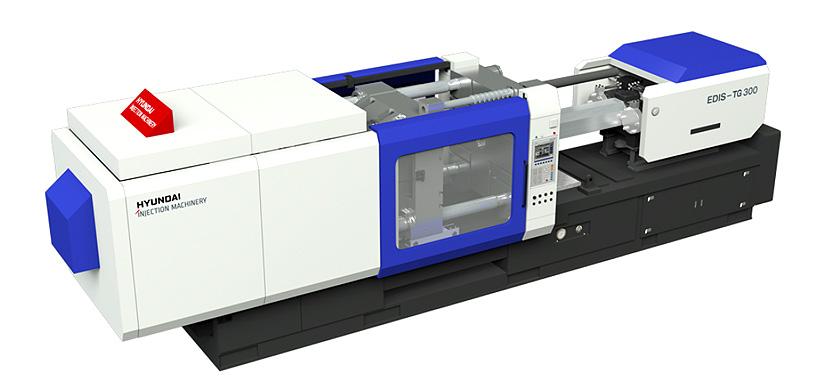 Термоплавставтомат Hyundai Machinery серии EDIS имеют автоматизированое статистическое управление качеством процесса (S.P.Q.C)