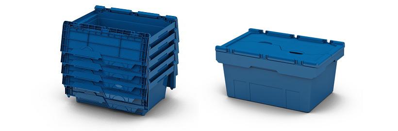 Широкий модельный ряд вкладываемых контейнеров INSTORE «Ай-Пласт»