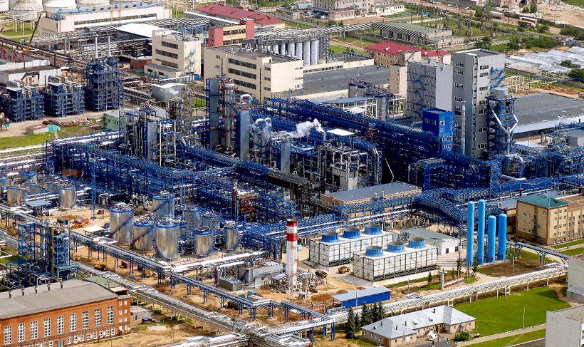 Завод «Казньоргсинтез» по выпуску поликарбоната (входит в группу компаний ТАИФ)