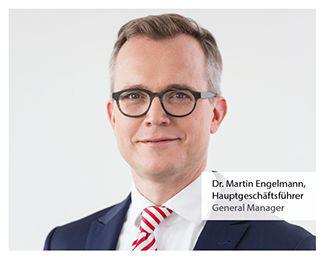 Генеральный директор Германской ассоциации полимерных упаковочных материалов (Industrievereinigung Kunststoffverpackungen, IK) Мартин Энгельманн (Martin Engelmann)
