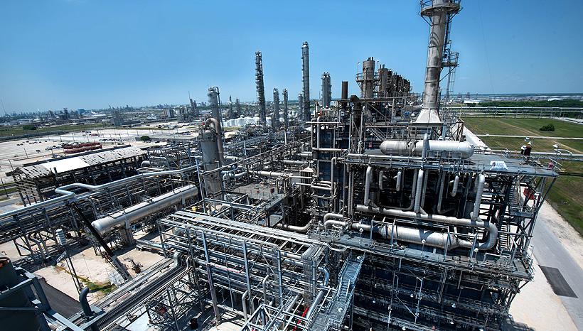 LyondellBasell Industries La Porte Complex, Техас, США