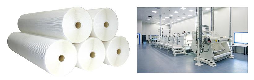 «РМ Нанотех» (торговая марка «Мембраниум») полимерное мембранное полотно