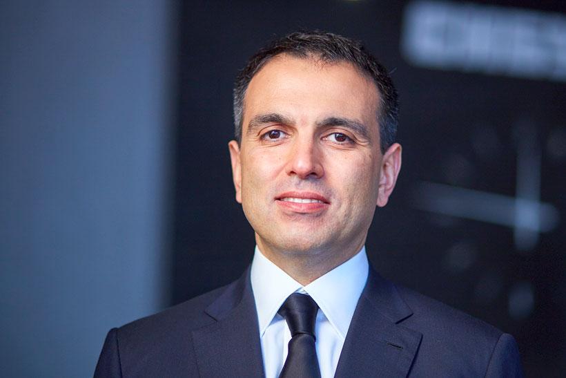Михаил Карисалов, Член правления ПАО «СИБУР Холдинг» - Председатель правления, Генеральный директор ООО «СИБУР»