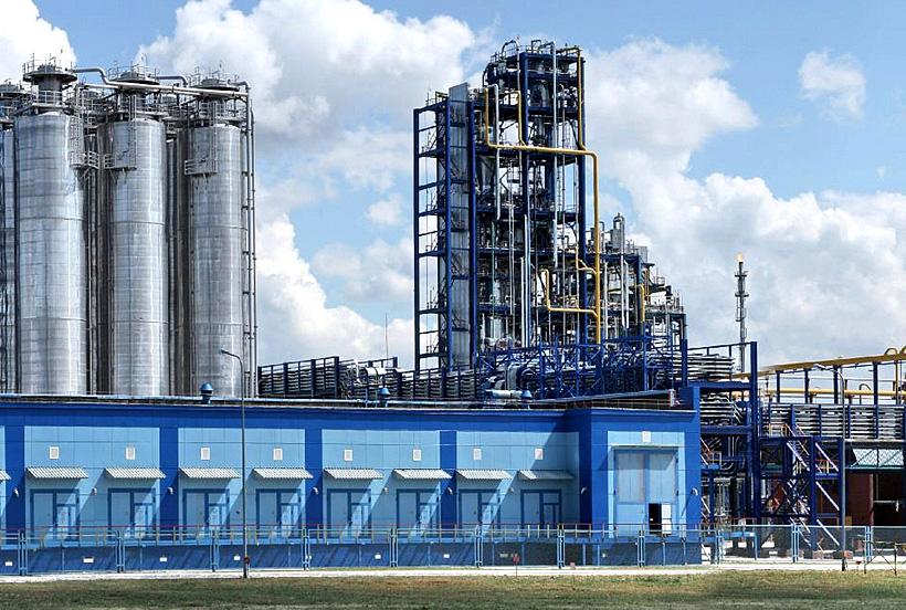 Катализатор на производстве полиэтилена «Нижнекамскнефтехим». Фото: НКНХ
