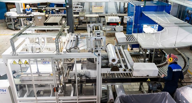 """Пищевой каучук выпускают на заводе бутилового каучука """"Нижнекамскнефтехим"""" с 2014 года."""