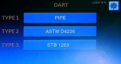 Прибор может проводить испытания по международным стандартам (DIN, ASTM, STB)