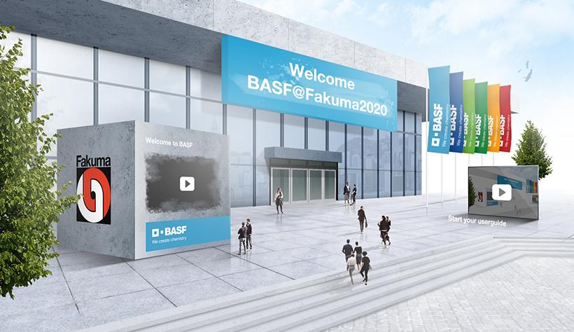 В качестве альтернативы выставки Fakuma 2020 концерн BASF предложил  клиентам и другим заинтересованным сторонам профильную виртуальную платформу, которая будет доступна онлайн с 13 по 20 октября и представит более 20 тематических стендов, посвященных 3D-