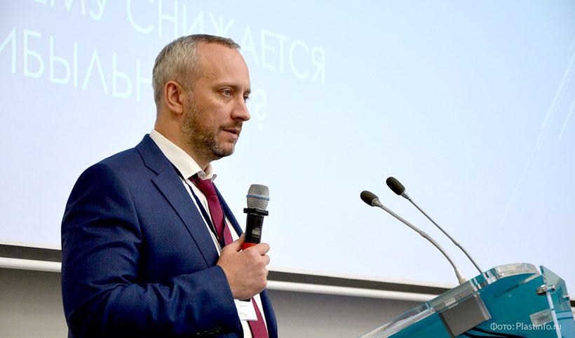 Генеральный директор Союза переработчиков пластмасс Петр Базунов