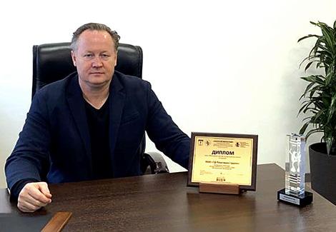 Генеральный директор  «ТД Пластмасс Групп» — Гребе Юрий Иванович