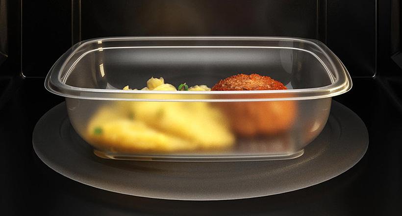 Ланч-бокс для доставки готовых блюд. Фото: «ПолиЭР»