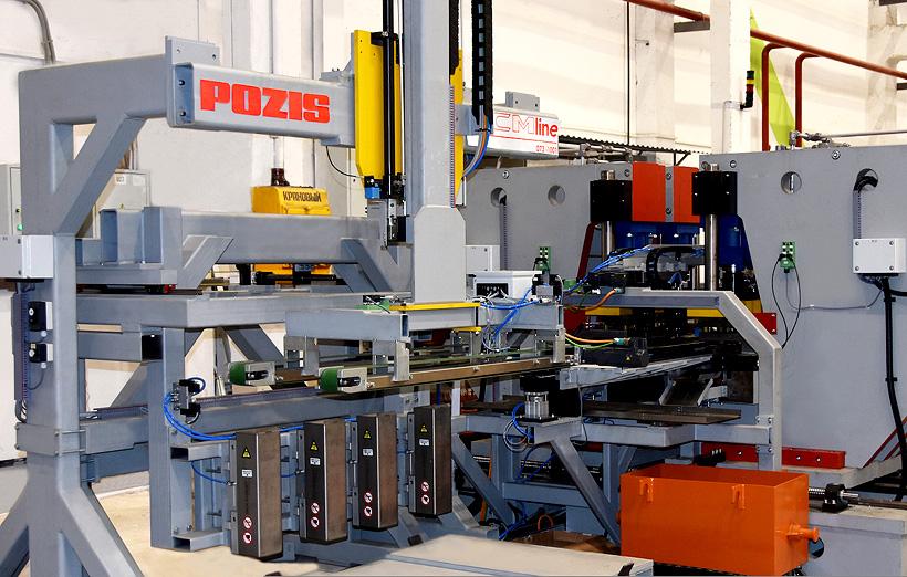 Новый автоматизированный комплекс, разработанный специалистами POZIS, позволит предприятию в ближайшее время увеличить мощности производства холодильной бытовой и медицинской техники