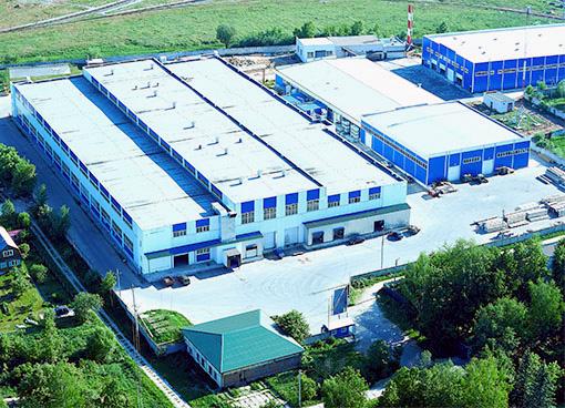 Завод «Порше Современные Материалы» в Калужской области.Фото:Porcher Industries