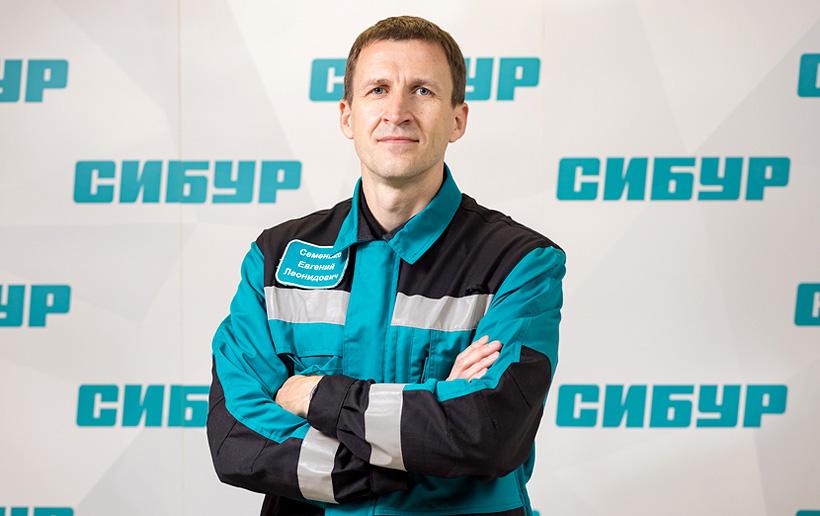 Евгений Семенько, Генеральный директор АО ПОЛИЭФ